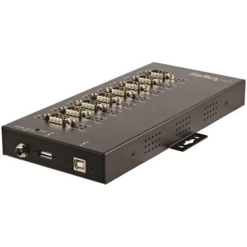 Startech Industrial USB to RS232/422/485 Serial Adapter - 8-Port