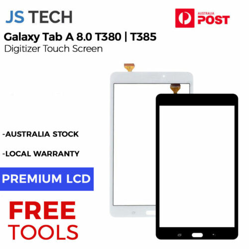 New LCD Digitizer Replacement for Samsung Galaxy Tab A 8.0 T385 with Free Tools