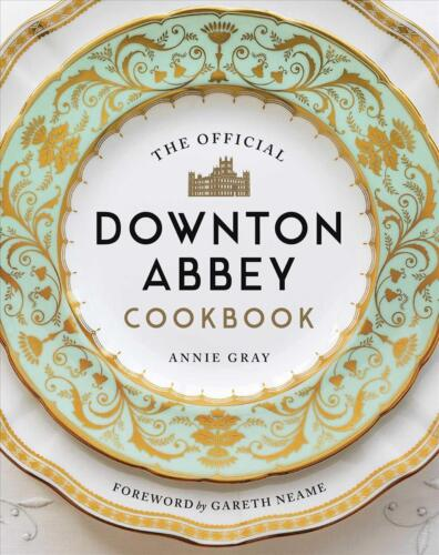 The Official Downton Abbey Cookbook by Annie Gray Hardcover Book Free Shipping!