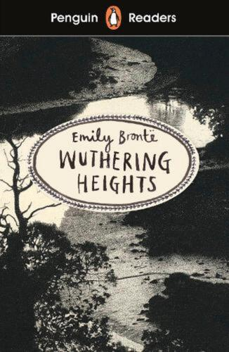 Penguin Readers Level 5: Wuthering Heights by Emily Bronte Paperback Book Free S