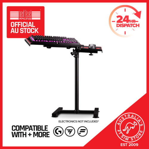 Next Level Racing Free Standing Keyboard and Mouse Stand