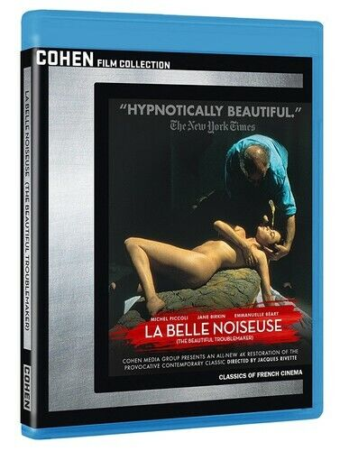The Beautiful Troublemaker BLU-RAY NEW