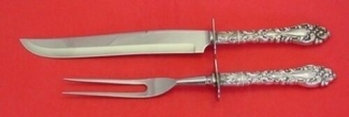 Athene / Crescendo by Amston Sterling Silver Roast Carving Set 2-piece
