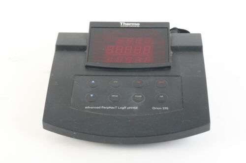 Thermo Scientific Orion 370 Advanced PerpHecT LogR pH/ISE Meter