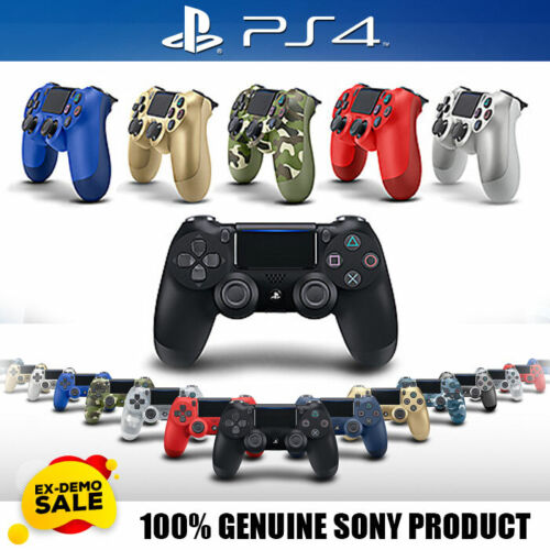 OFFICIAL Sony Playstation 4 Controller V2 Dualshock 4 Wireless PS4 Gamepad PS4