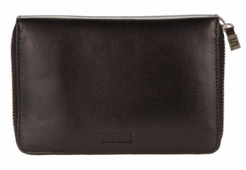 CINQUE borsa Zip Around Wallet Mina Zip Around Wallet Black