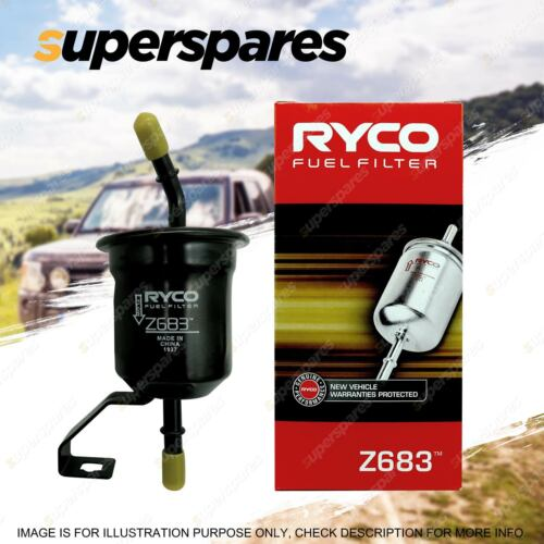 Ryco Fuel Filter FOR TOYOTA HILUX KUN2/_ R2619P