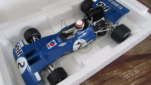 Jackie Stewart World Champ 1971 Exoto F1 Course Voiture Allemand Grand Prix 1 :