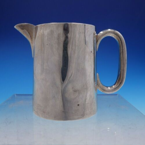 Vintage English Silver Creamer with Handle and Spout from Chester (#4242)