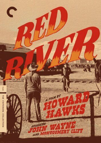 Red River (1948 John Wayne) (Criterion Collection, 2 Disc, Pre-release) DVD NEW