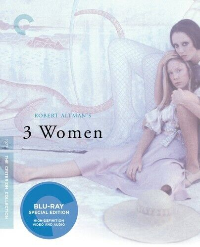 3 Women (1977) (The Criterion Collection) BLU-RAY NEW