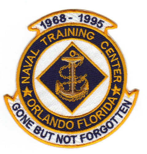Orlando Ntc, Florida, Gone But Not Forgotten        Y