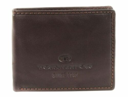TOM TAILOR Borsa Lary Leather Wallet Brown