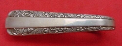 """Candlelight by Towle Sterling Silver Napkin Clip Custom Made 2 3/4"""""""