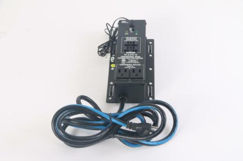 Middle Atlantic FC-2-215-1C Thermostatic Fan Controller
