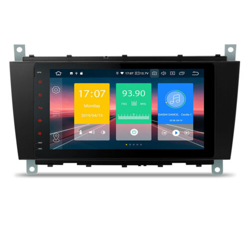 Plug-and-Play Design Android 9 Pie 8'' Car Stereo Infotainment System Custom