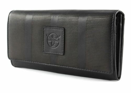 CHIEMSEE borsa Wallet with Flap Haiti Wallet with Flap Black