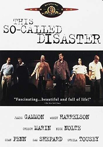 THIS SO -CALLED DISASTER NEW DVD