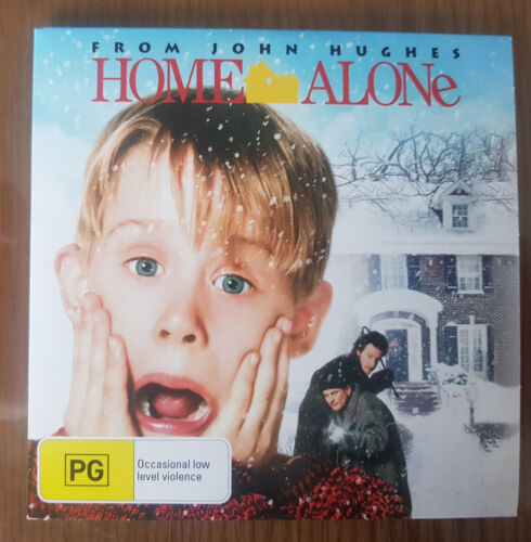 "Home Alone 1 : 2009 ""Best Christmas Movie of All Time. "" Brand New DVD"