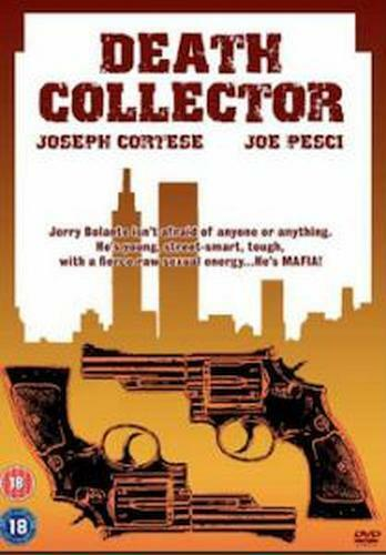 DEATH COLLECTOR DVD [UK] NEW DVD