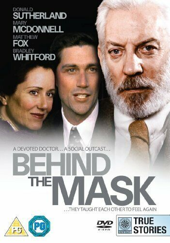 BEHIND THE MASK DVD [UK] NEW DVD