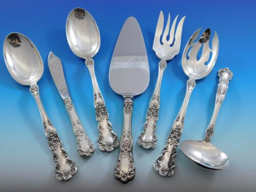 Buttercup by Gorham Sterling Silver Essential Serving Set Large 7-piece