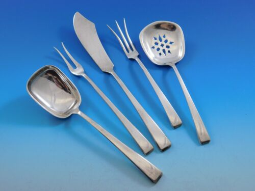 Craftsman by Towle Sterling Silver Essential Serving Set Small 5-piece