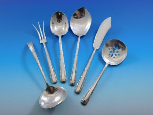 Candlelight by Towle Sterling Silver Essential Serving Set Small 6-piece