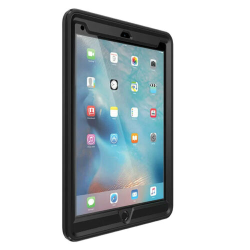"OtterBox Defender Dust Proof Case for Apple iPad 9.7"" 5th/6th Gen 2017/2018 BLK"