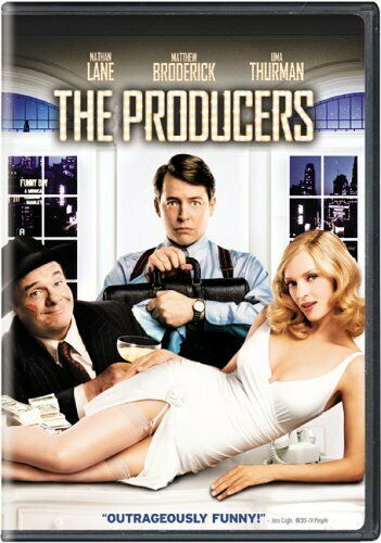PRODUCERS (2005) NEW DVD