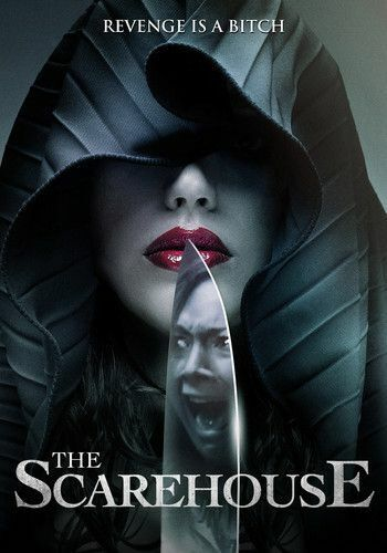 THE SCAREHOUSE NEW DVD