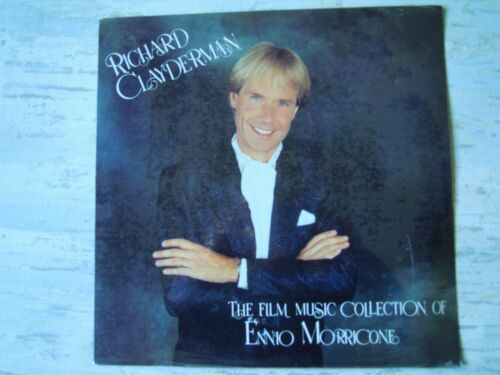 Richard Clayderman - THE FILM MUSIC COLLECTION OF E. M. (Lp) Press 1987  SEALED