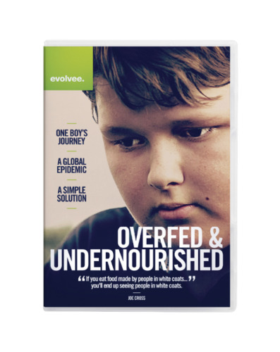 Overfed & Undernourished DVD (Overfed and Undernourished)