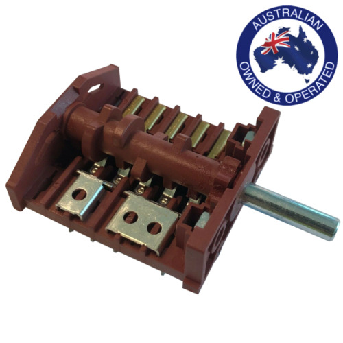 17471100000346 Oven  Function / Selector Switch Suit Euro, Elfa, ARC