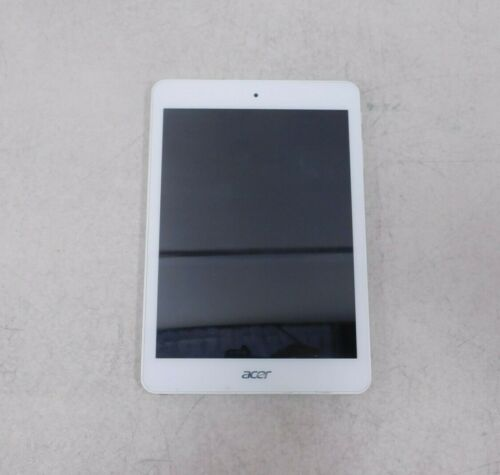 """Acer Iconia A1-830 7.8"""" Tablet (Faulty)"""