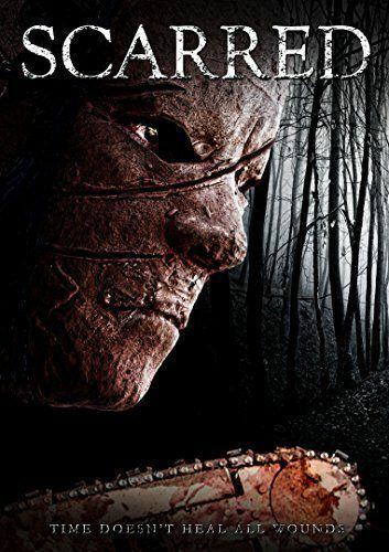 SCARRED NEW DVD