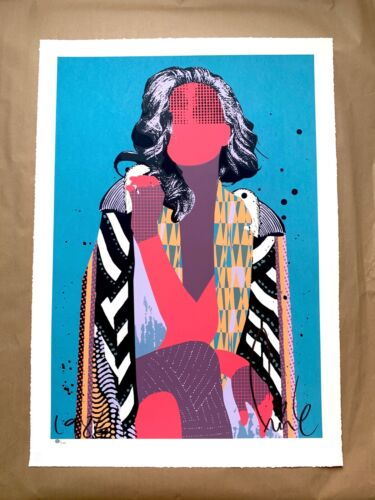 FAILE SEARING Provocateurs Art Alliance Print Obey Giant D*Face Retna Invader