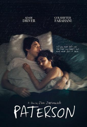 PATERSON NEW DVD