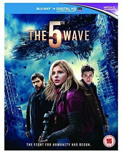 THE 5TH WAVE BLU-RAY [UK] NEW BLURAY