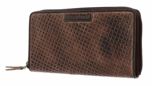 bruno banani Zip Around Wallet Wichita con Zip Around Wallet Brown