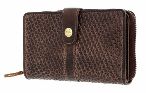Wallet with Flap CHIEMSEE Antwerp Wallet with Flap M Brown