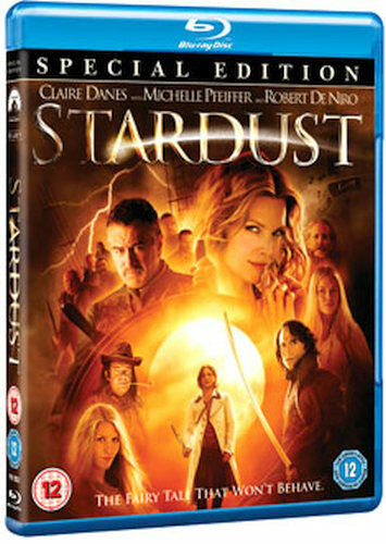 STARDUST - SPECIAL EDITION BLU-RAY [UK] NEW BLURAY