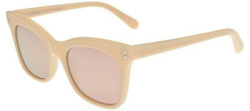 Occhiali da Sole Stella McCartney SC0025S LIGHT PINK/PINK MIRROR 52/0/0 donna