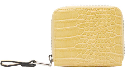 s.Oliver borsa Zip Wallet Yellow