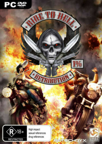Ride to Hell Retribution PC DVD ROM Game | Brand New