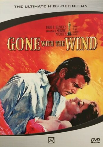 Gone with the Wind (1939) - Clark Gable & Vivien Leigh (Brand New)