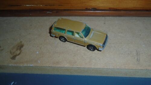 voiture majorette volvo 245 dl made in France mif