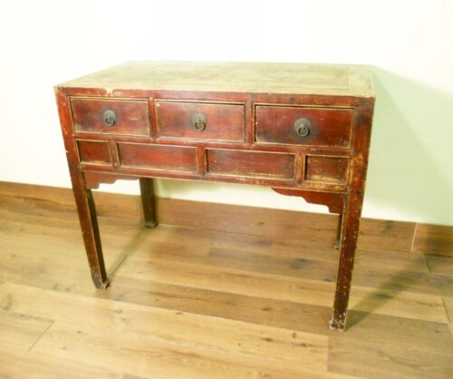 Antique Chinese Ming Desk (5723), (Console Table), Circa 1800-1849