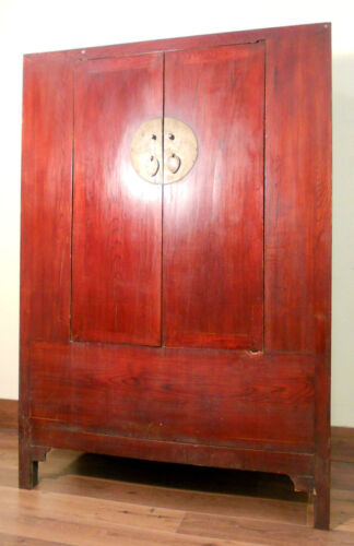 Antique Chinese Cabinet (5133) Wedding Cabinet
