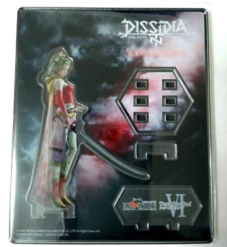 Final Fantasy Dissidia NT LED Flash Plate Tina Branford USJ 2018 Limited Game